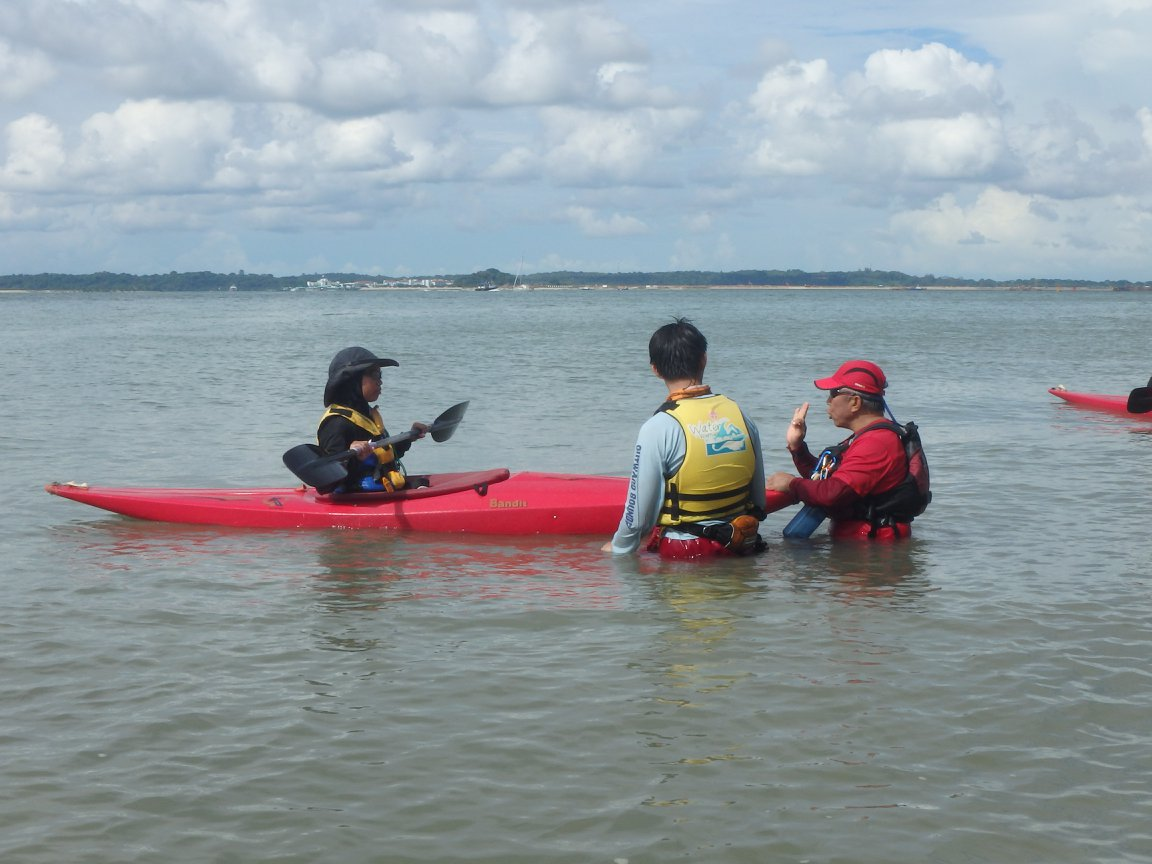 1 Star Kayaking Course