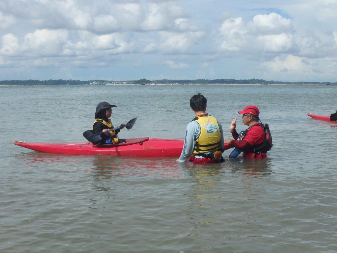 2 Star Kayaking Course