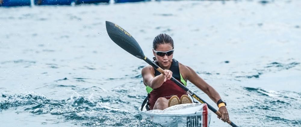 Canoe Ocean Racing